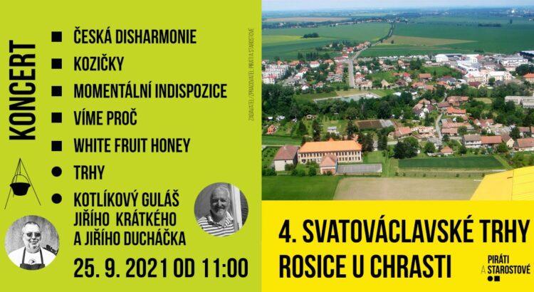 Svatováclavské trhy Rosice